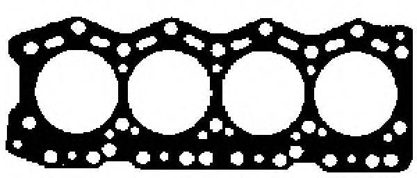 GLASER H2623620 Прокладка, головка цилиндра