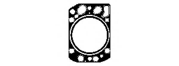 GLASER H5001200 Прокладка, головка цилиндра