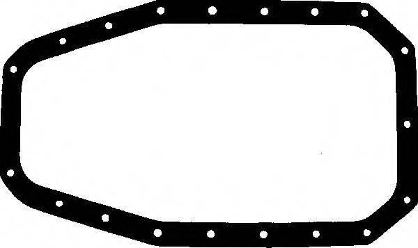 GLASER X0768801 Прокладка, маслянный поддон