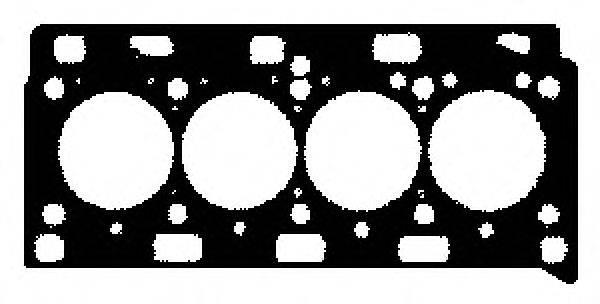 GLASER H8038400 Прокладка, головка цилиндра