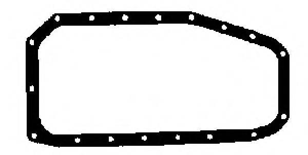 GLASER X5449401 Прокладка, маслянный поддон