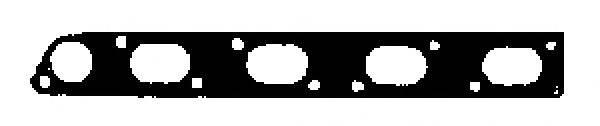 GLASER X8114001 Прокладка, выпускной коллектор
