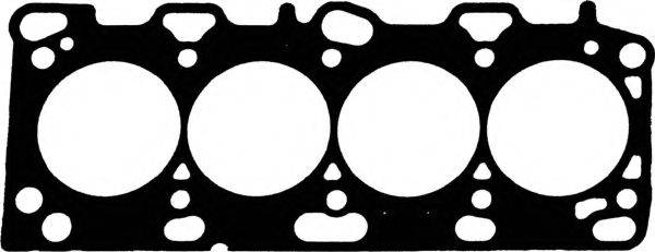 GLASER H4075700 Прокладка, головка цилиндра