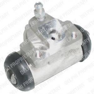 DELPHI LW60106 Колесный тормозной цилиндр