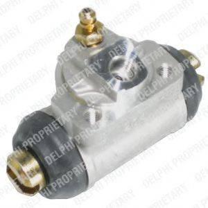 DELPHI LW60331 Колесный тормозной цилиндр