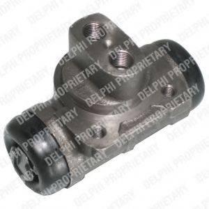 DELPHI LW80115 Колесный тормозной цилиндр
