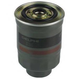 DELPHI HDF526 Топливный фильтр