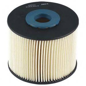 DELPHI HDF621 Топливный фильтр