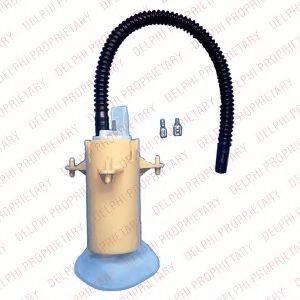 DELPHI FE049512B1 Ремкомплект, топливный насос
