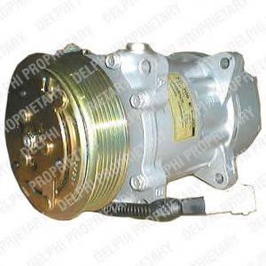 DELPHI TSP0155152 Компрессор, кондиционер
