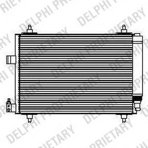 DELPHI TSP0225592 Конденсатор, кондиционер