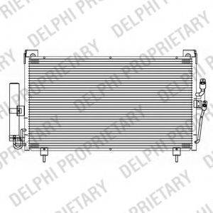 DELPHI TSP0225614 Конденсатор, кондиционер