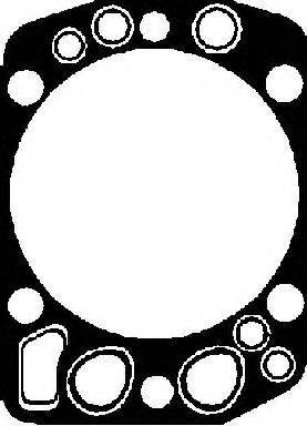 VICTOR REINZ 612527520 Прокладка, головка цилиндра