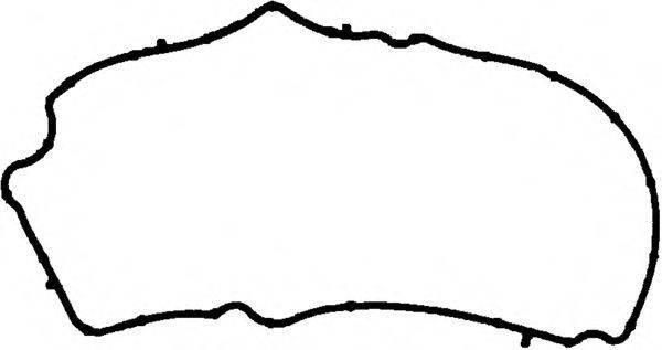 VICTOR REINZ 713855400 Прокладка, крышка головки цилиндра