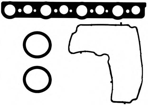 VICTOR REINZ 153855401 Комплект прокладок, крышка головки цилиндра