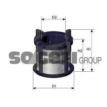 SOGEFIPRO FA9564ECO Топливный фильтр