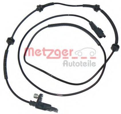 METZGER 0900294 Датчик, частота вращения колеса