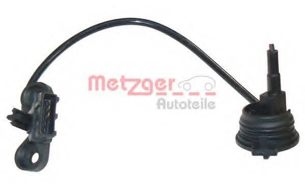 METZGER 0912028 Выключатель, фара заднего хода