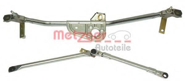 METZGER 2190016 Система тяг и рычагов привода стеклоочистителя