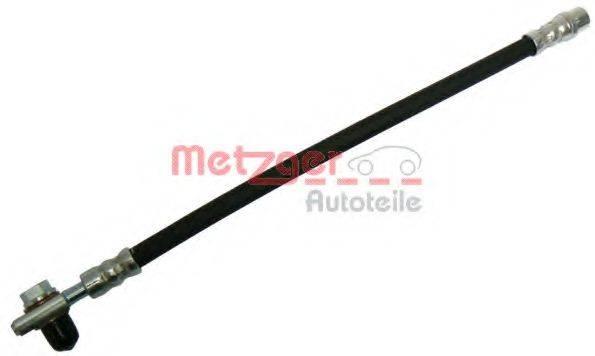 METZGER 4116225 Тормозной шланг
