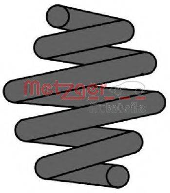 METZGER 2240242 Пружина ходовой части