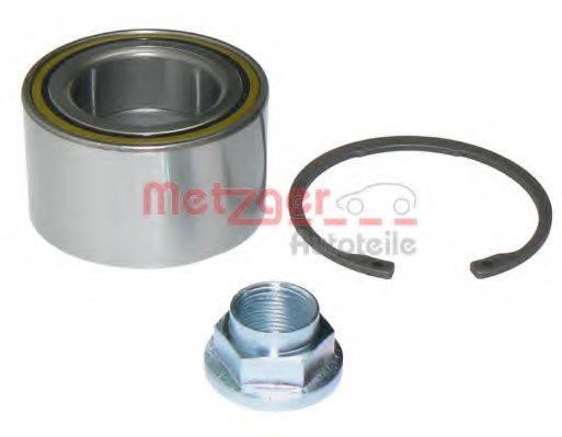 METZGER WM2101 Комплект подшипника ступицы колеса