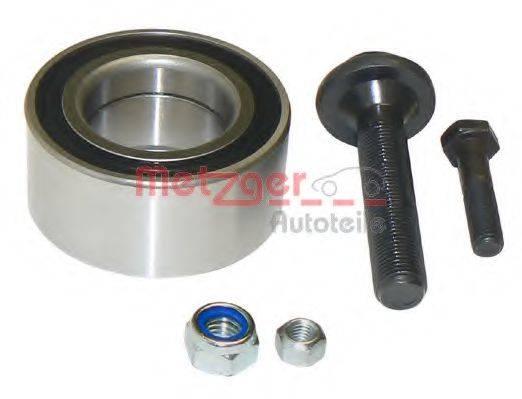 METZGER WM733 Комплект подшипника ступицы колеса