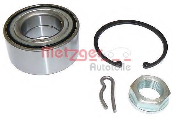 METZGER WM525 Комплект подшипника ступицы колеса