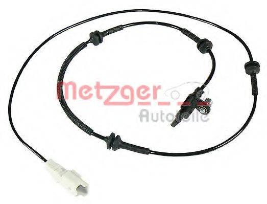 METZGER 0900539 Датчик, частота вращения колеса