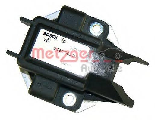 METZGER 0900544 Датчик, продольное / поперечное ускорение
