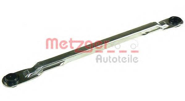 METZGER 2190117 Привод, тяги и рычаги привода стеклоочистителя