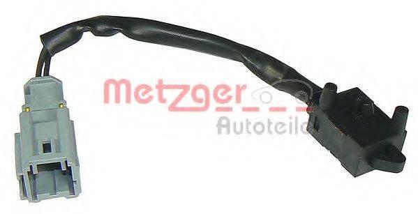 METZGER 0911105 Выключатель, привод сцепления (Tempomat); Выключатель, привод сцепления (управление двигателем)