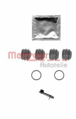 METZGER 1131330 комплект принадлежностей, тормозной суппорт