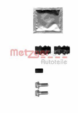 METZGER 1131355 комплект принадлежностей, тормозной суппорт