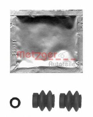 METZGER 1131402 комплект принадлежностей, тормозной суппорт