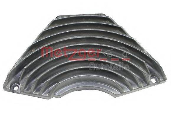 METZGER 0917022 Блок управления, отопление / вентиляция