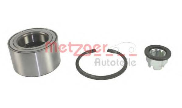METZGER WM3613 Комплект подшипника ступицы колеса