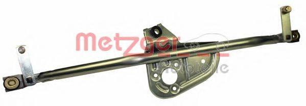 METZGER 2190177 Система тяг и рычагов привода стеклоочистителя