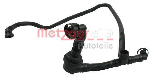 METZGER 2380015 Шланг, вентиляция картера