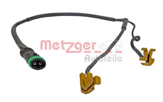 METZGER WK17200 Сигнализатор, износ тормозных колодок