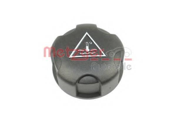 METZGER 2140081 Крышка, резервуар охлаждающей жидкости