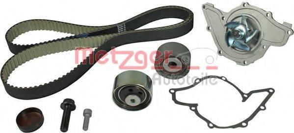 METZGER WMZ3670WP Водяной насос + комплект зубчатого ремня