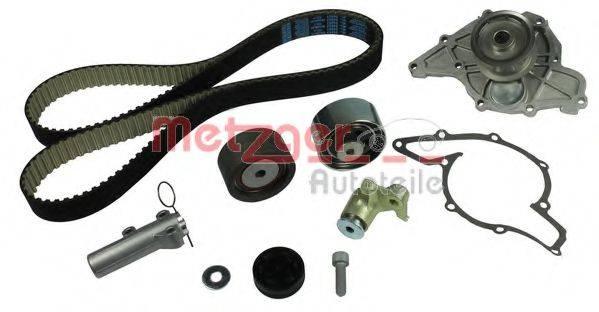 METZGER WMZ4540WP Водяной насос + комплект зубчатого ремня