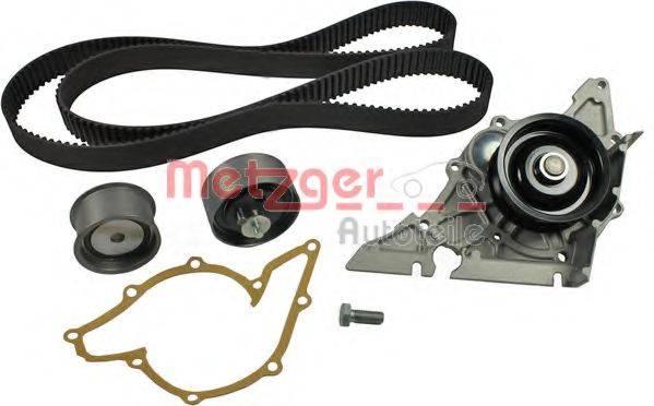 METZGER WMZ4850WP Водяной насос + комплект зубчатого ремня