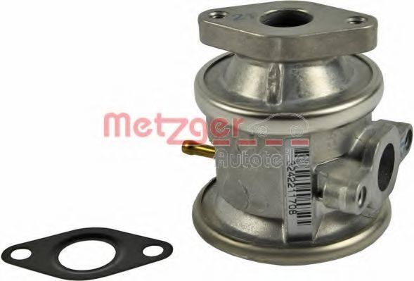 METZGER 0892233 Клапан, насосная система дополнительного воздуха