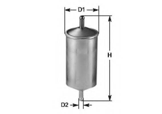 MAGNETI MARELLI 152071760691 Топливный фильтр