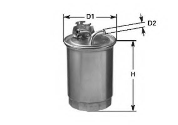 MAGNETI MARELLI 152071760794 Топливный фильтр