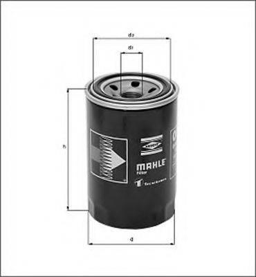 MAGNETI MARELLI 154084619310 Масляный фильтр